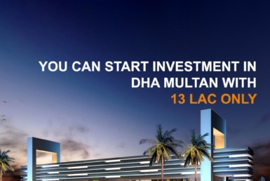 Dha Multan balloting bilsmark realty
