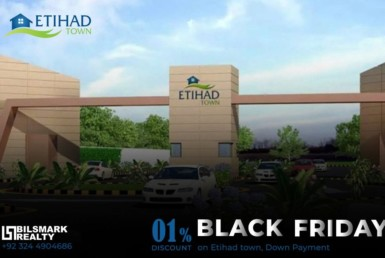 Etihad Town Images