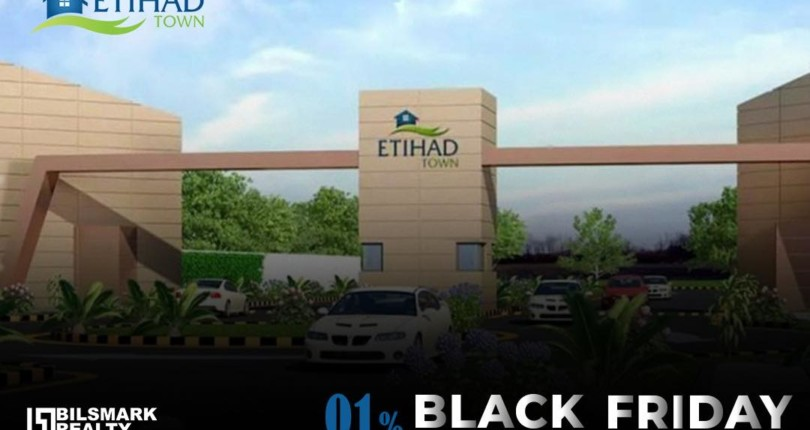 Etihad Town Lahore Map Payment Plan Plot for Sale House Sale