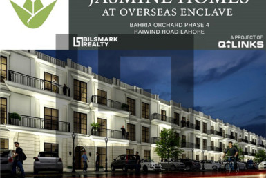 jasmine homes bahria orchard phase IV