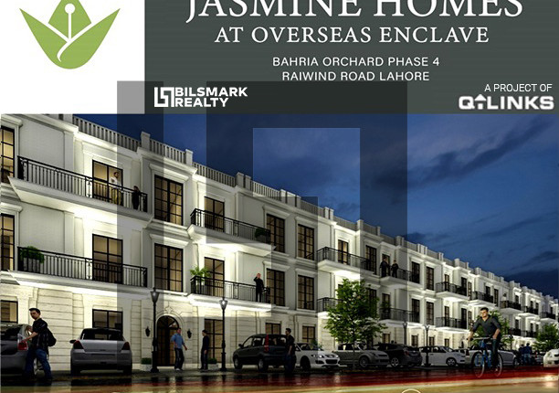 Jasmine Homes Bahria Orchard Phase-IV Lahore | Orchard Homes | Rental Appartments